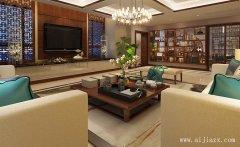 最受欢迎的中式混搭风格别墅装修效果
