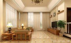 白色奢华的简欧风格别墅装修效果图