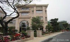 恢宏大气的欧式风格别墅外观装修效果