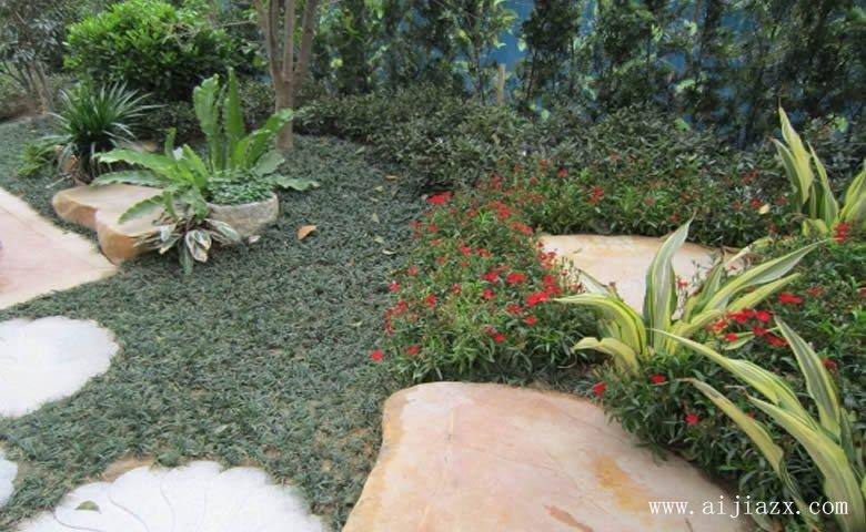 环境幽静和谐的园林景guan装修效果图