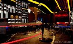 最流行的酒吧装修效果图