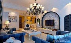 地中海风格的家居装修配饰有什么特点?