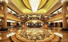 郑州多元化的高级会所装修效果图
