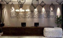 大方雅致的舒适郑州酒店装修效果图