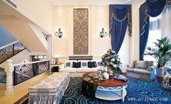 优雅的地中海风格别墅装修效果图