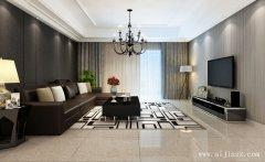 最受白领喜爱的现代简约风格两居室装