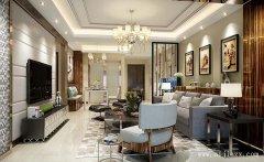 精致时尚的现代风格两居室装修效果图