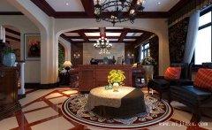 豪华舒适的地中海风格两居室装修效果
