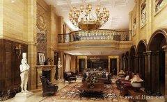 极致奢华的欧式风格别墅装修效果图