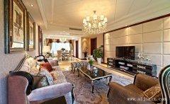 舒适温馨的精致简欧风格三居室装修效