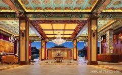 郑州皇家风情酒店装修设计效果图