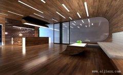 创意个性的现代简约风格办公室装修效