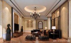 280平米热情奔放的浪漫西班牙风格别墅