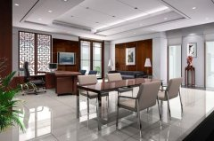郑州办公室装修设计公司哪家好?