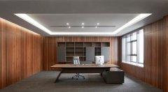 郑州280平办公室空间装修设计多少钱?