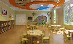 郑州金水区幼儿园装修设计效果图