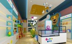 郑州小型幼儿园设计效果图