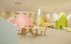 郑州幼儿园装修设计效果图