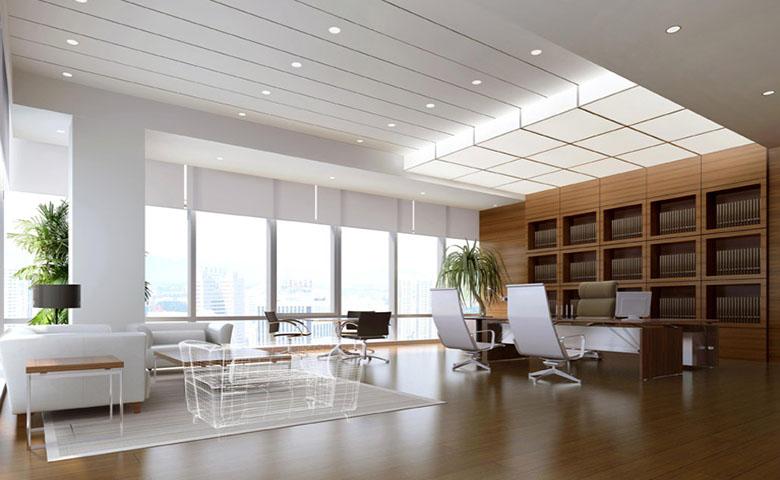 郑州办公室装修如he合li规划办公室空间?