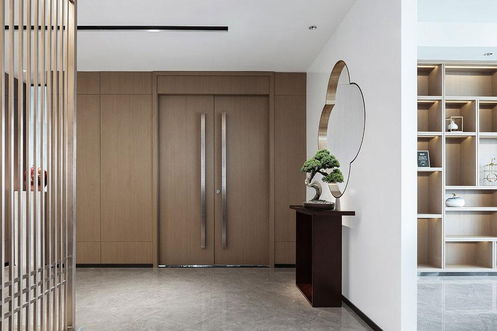郑州国中创投办公室装修设计案例效果图