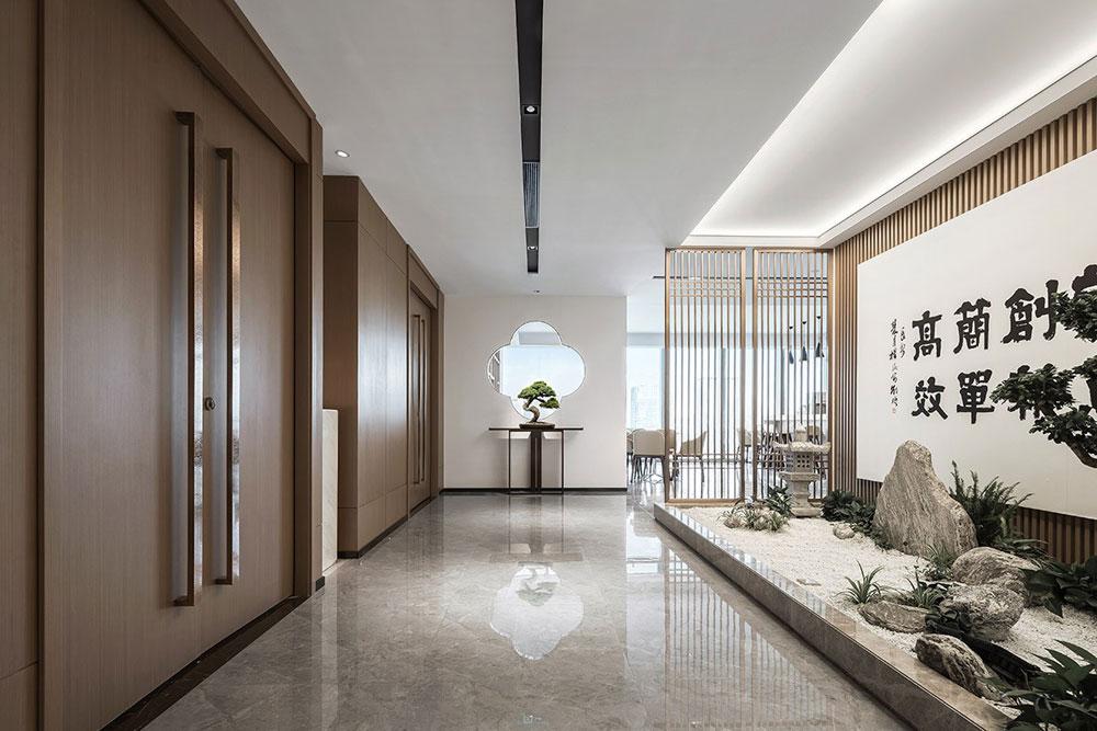 郑州国中创投办公室装修设计案例效果