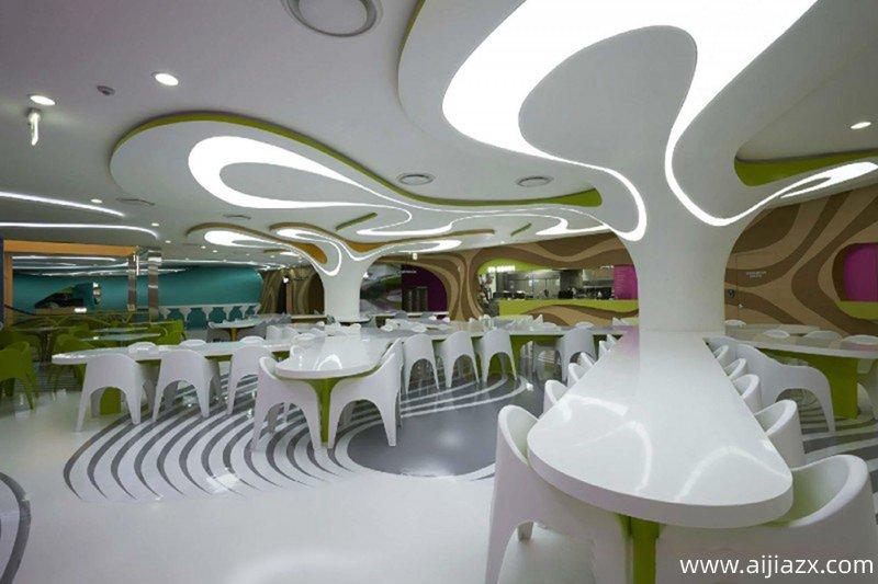 餐饮空间在餐厅设计中的学问