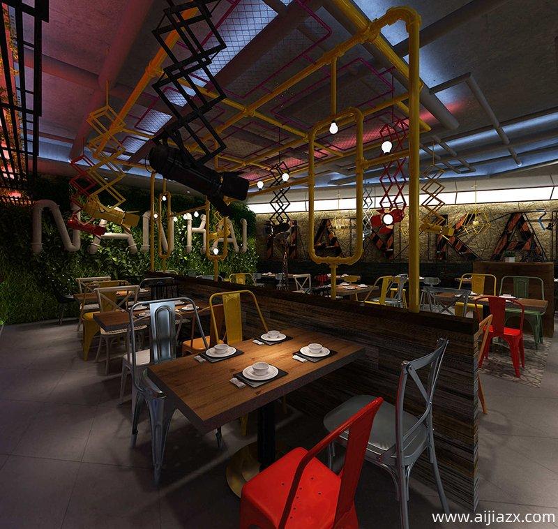 餐厅设计哪些方面值得注意