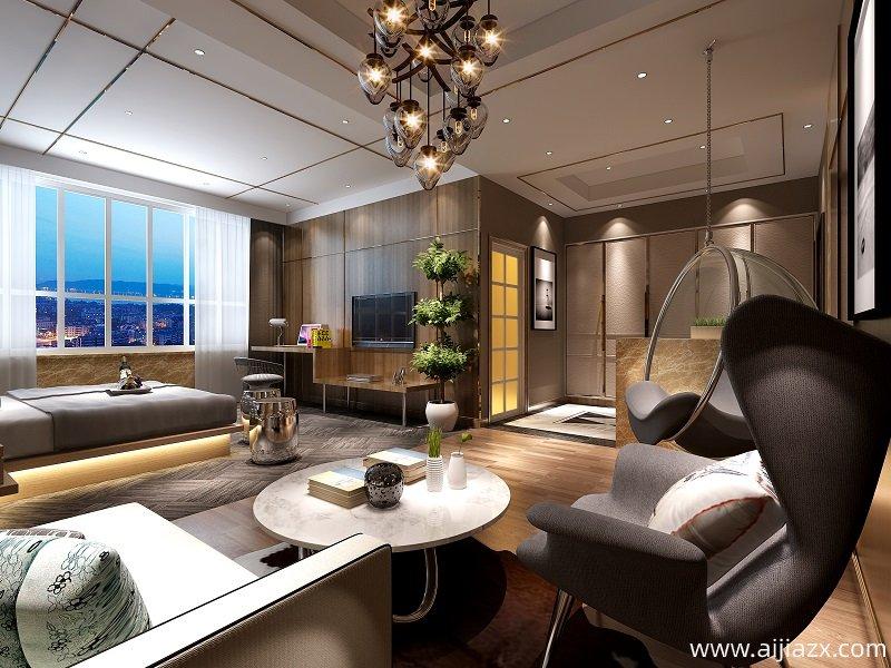酒店景观设计的设计内容及表现手法