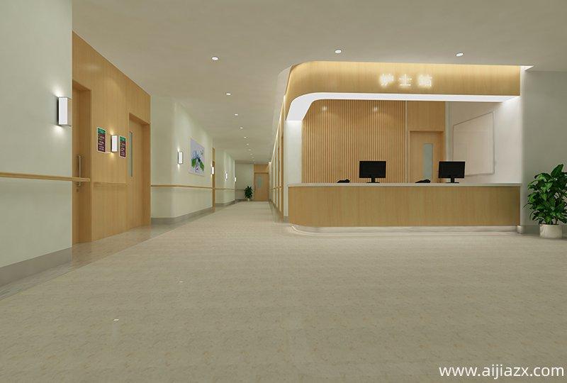 郑州养老院装修设计,养老院室内装修注意事项