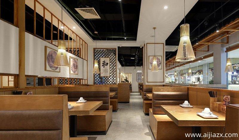 餐厅设计的动线设计原理