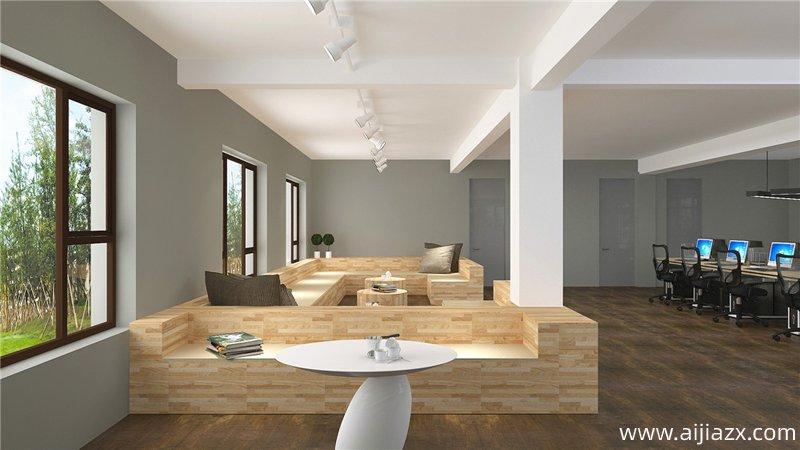 郑州中式办公室装修的几个方面